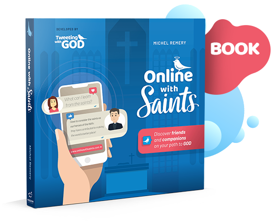 Online with Saints book