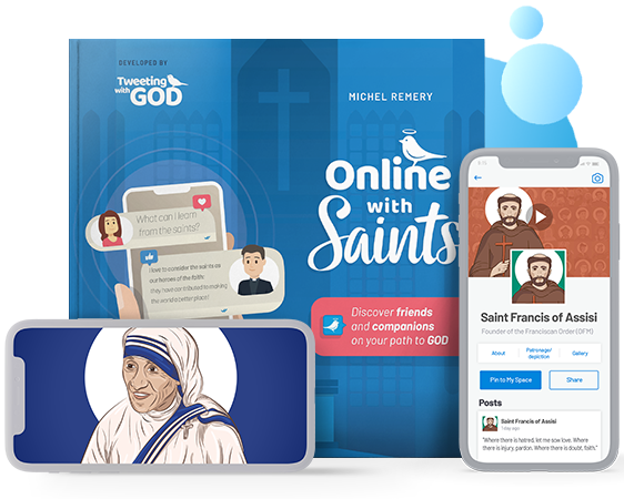App and Book Online with Saints